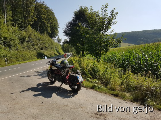 Stopp im Weserbergland