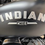 Indian Chief Dark Horse 2022 Black Smoke