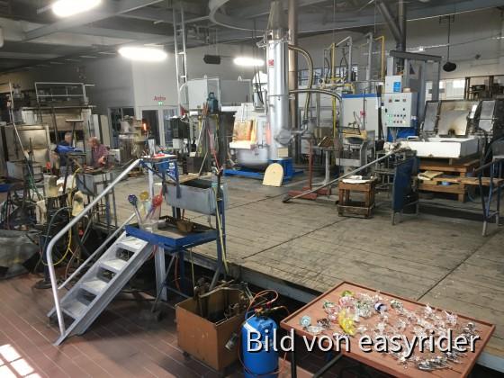 Harzkristall Glasmanufaktur in Derenburg