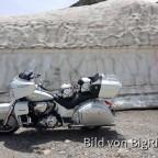 meine white Lady - Gotthardpass