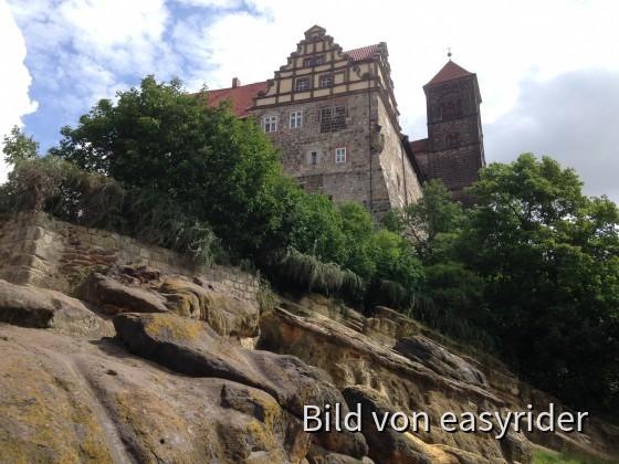 Quedlinburg, Schloß